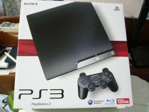 PS3げっと