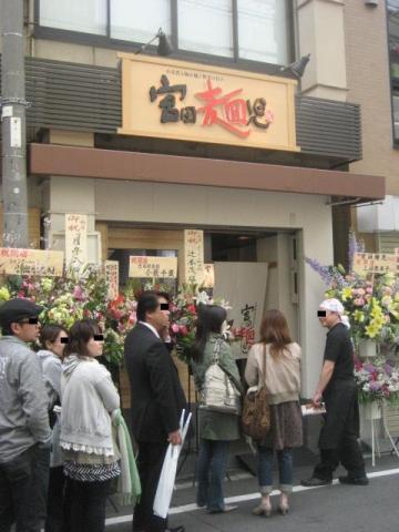 宮田麺児は大行列!-1