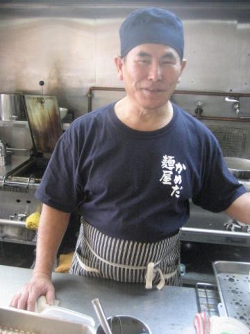 『熱血!ホンキ応援団』 麺屋 かめだ-2