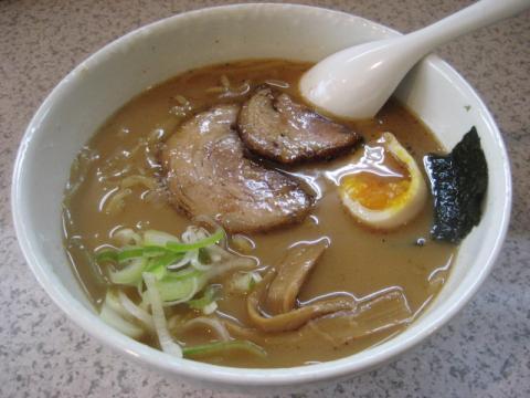 『熱血!ホンキ応援団』 麺屋 かめだ-4