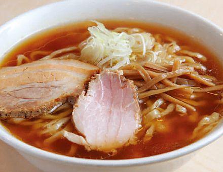 [喜多方ラーメン]麺や七彩