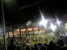 西大寺会陽裸祭りの様子
