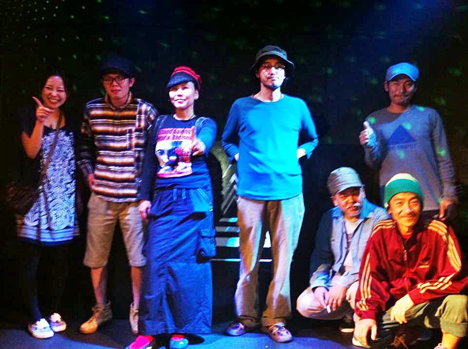 ACID ROOM 札幌 Bass Line Reggae