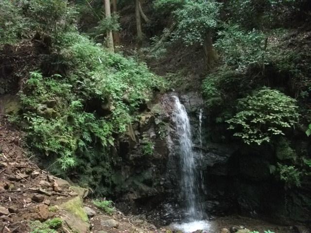 禊の滝 大山