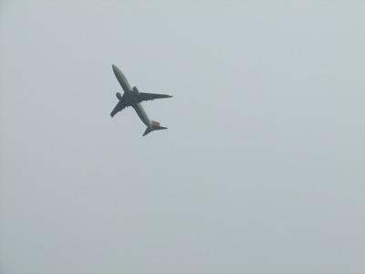 10.11飛行機