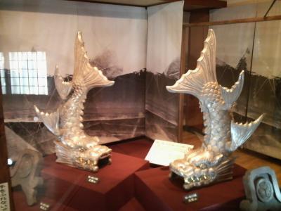 鶴ヶ城の鯱
