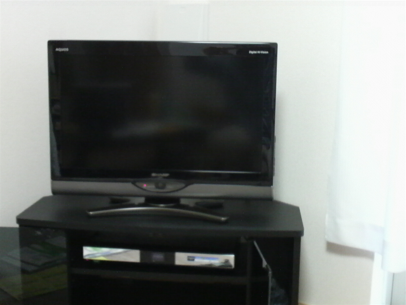 液晶テレビとBDレコーダ