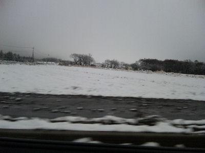 雪の野辺山'09秋