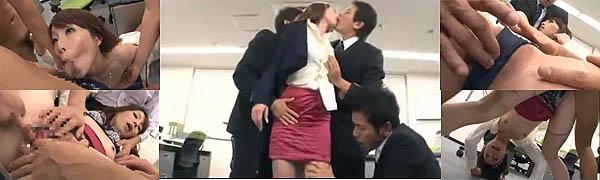 秘書のエロ動画
