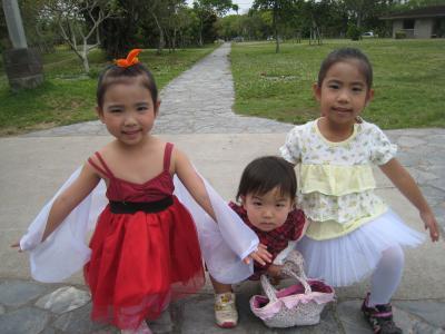 バレエ姉妹