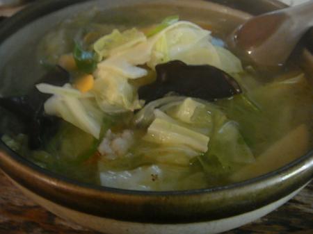 野菜ラーメン@たかせ