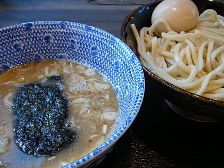 玉つけ麺@田多森