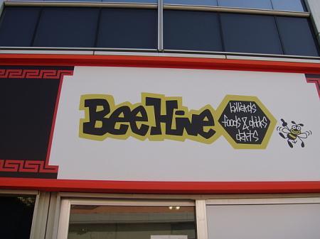 BeeHive@お台場ラーメンPARK