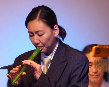 小学生以来の笛