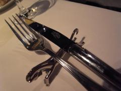 お肉用ナイフ