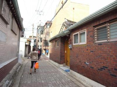 伝統的な家