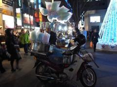 綿飴バイク