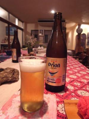 オリオンビール