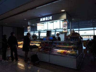 空港カフェ