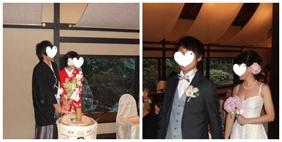 結婚式KKK
