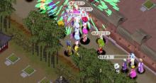 Star drops☆ミ-きのこパレード