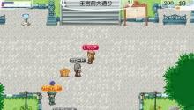 Star drops☆ミ-試合はじまるよー^^;
