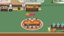 Star drops☆ミ-ケーキです♪