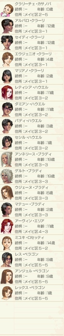 Star Symphony♪ミ-アントワーヌ121-138
