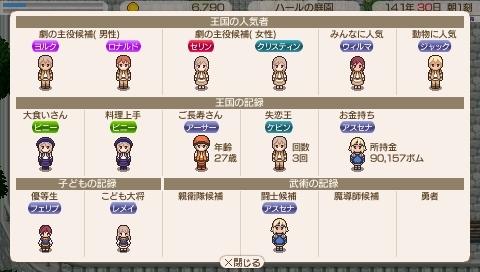Star Symphony♪ミ-王国の人気者
