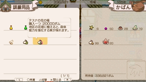 Star Symphony♪ミ-テスナの花の種