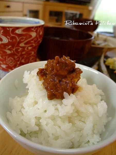 DSCF5・16味噌&ご飯 (4)