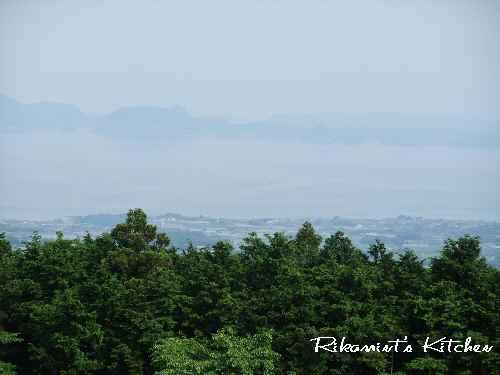 DSCF展望台からの熊本天草