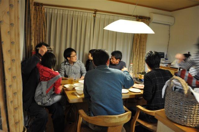 20100306トレイルOPEN&壮行会