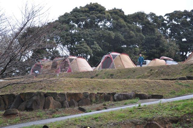20100319~21四本堂キャンプ