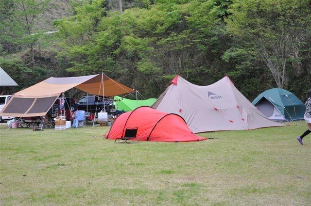 2010GW岩屋キャンプ