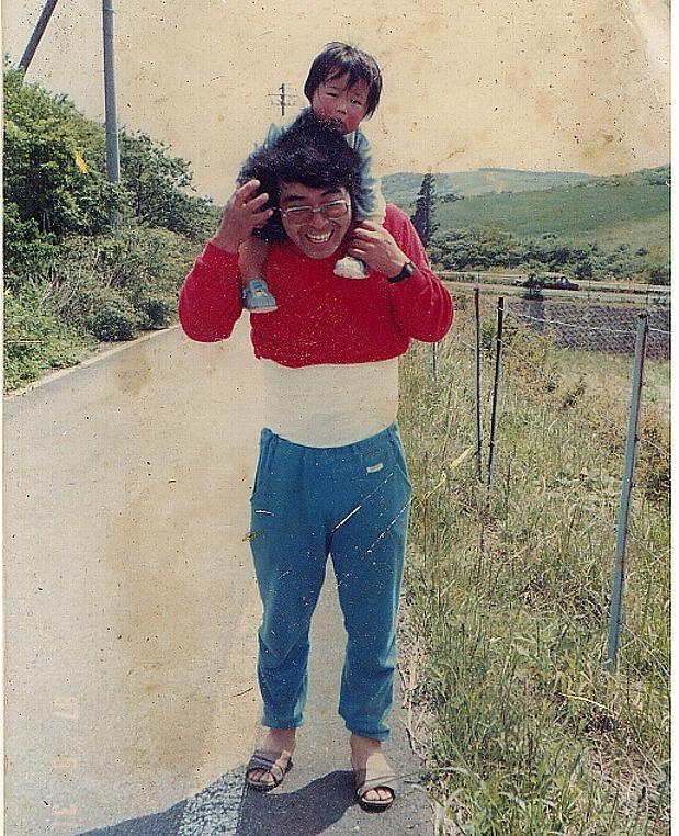s-2歳の頃 石巻上品山