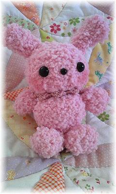 ピンクのうさぎ2