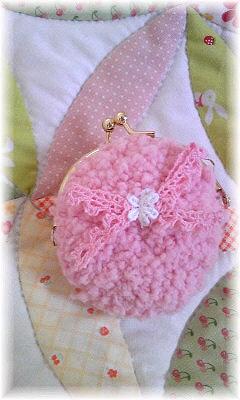 ピンクのガマ口2