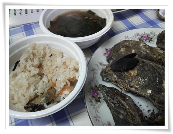牡蠣食べ放題3