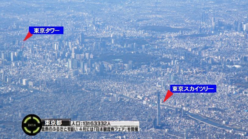 日本を見て・・