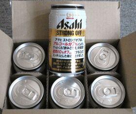 アサヒストロングオフ6缶