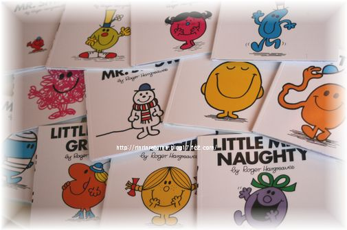 Mr Men and Little Miss