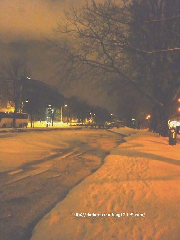 銀色夜散歩