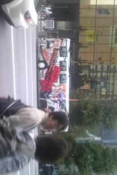 宣伝bus