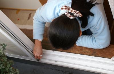掃除リスト 窓の桟