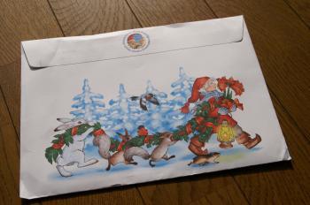 サンタクロースからの手紙3