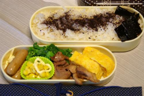 お弁当20100205