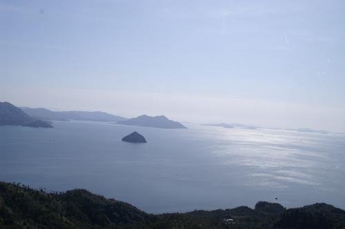 厳島神社 弥山 展望