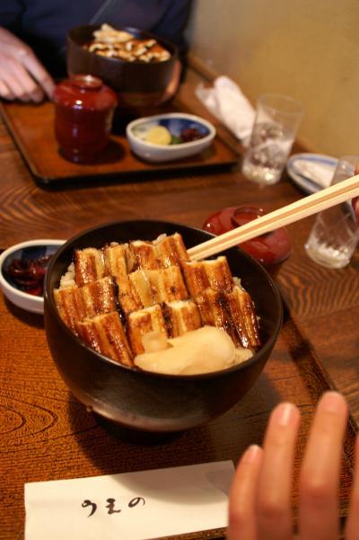 厳島神社 うえの 穴子飯小