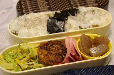 お弁当20100210
